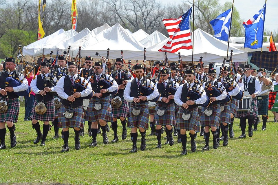 Sherman Celtic Festival